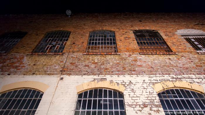 Бывшая тюрьма гестапо в Коттбусе