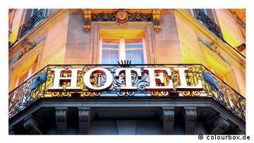 Deutschkurse | Wortschatz | WBS_Foto_Hotel
