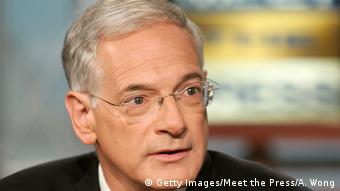 USA Robert Gallucci bei der NBC in Washington (Getty Images/Meet the Press/A. Wong)