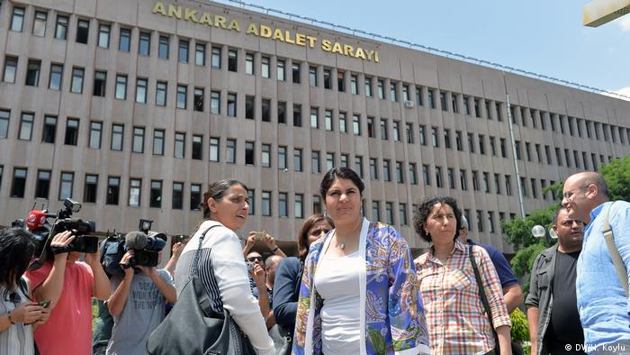 Türkei Figen Yuksekdag-Prozess in Ankara