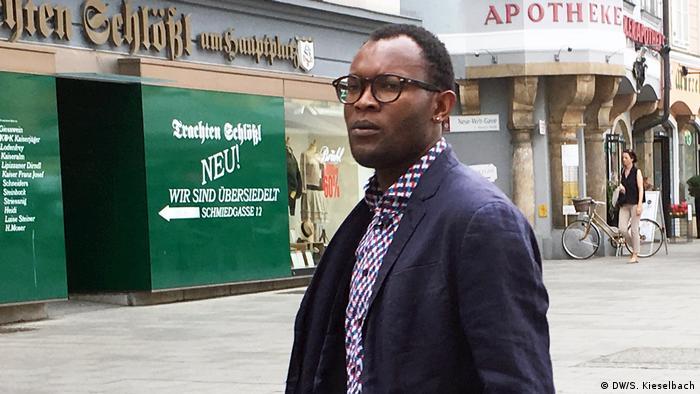 Fiston Mwanza Mujila in Graz