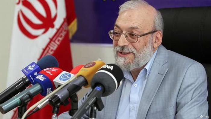 جواد لاریجانی: گزارشگر ویژه حقوق بشر بلندگوی غرب علیه ایران است