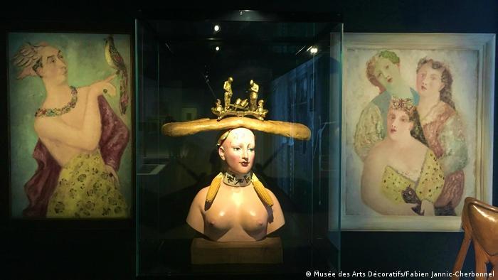 CHRISTIAN DIOR, COUTURIER DU RÊVE exhibition at the Musée des Arts Décoratifs in Paris (Musée des Arts Décoratifs/Fabien Jannic-Cherbonnel)
