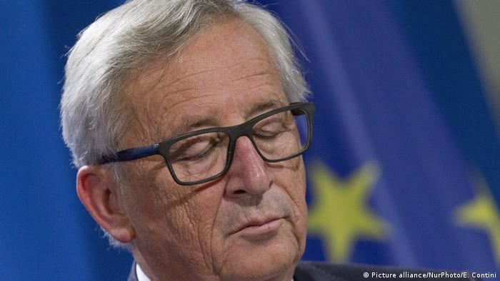 Jean-Claude Junker (Picture alliance/NurPhoto/E. Contini)