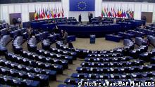 Frankreich EU Parlament
