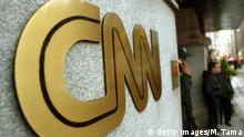 USA CNN Zentrale in New York