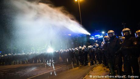G-20: Massive anti-Trump protests grip Germany, 76 injured in Hamburg