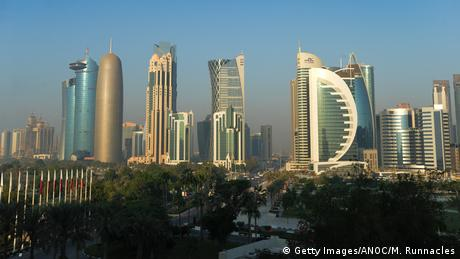 Skyline of Doha (Getty Images/ANOC/M. Runnacles)