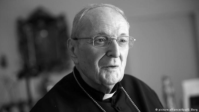 Deutschland Kardinal Joachim Meisner Nachruf (picture-alliance/dpa/O. Berg)
