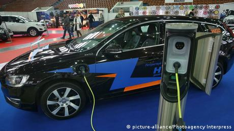 Volvo V60 Plug-in-Hybrid (picture-alliance/Photoagency Interpress)