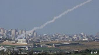 Krieg im Gazastreifen - Bombenangriffe