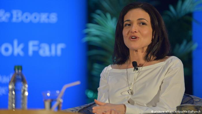 Sheryl Sandberg (picture alliance/dpa/MediaPunch)