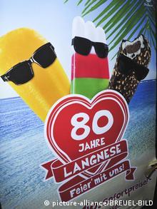 Post - 80 years of Langnese
