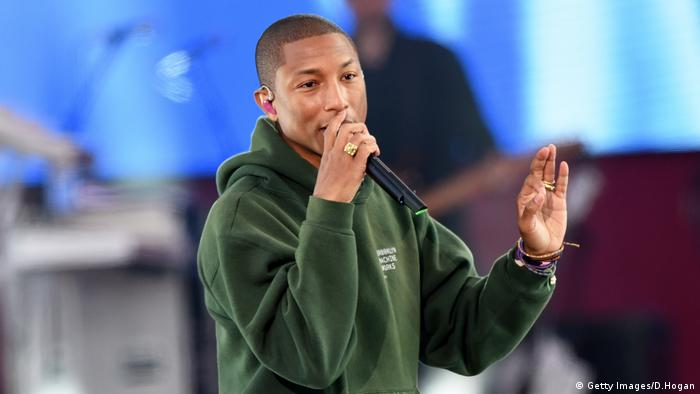 Pharrell Williams (Getty Images/D.Hogan)