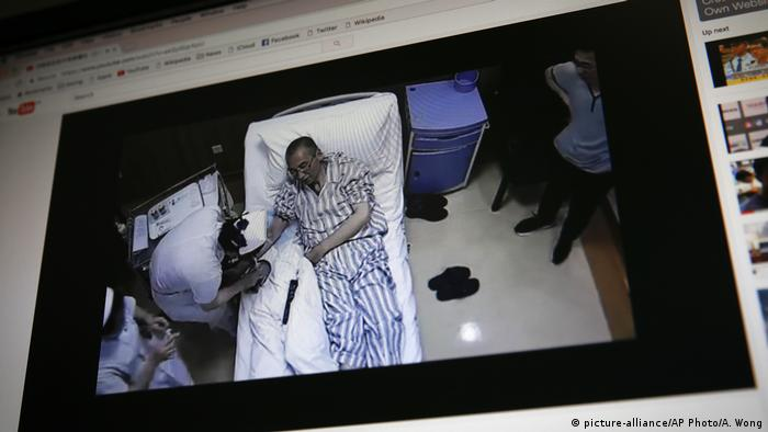 Liu Xiaobo (picture-alliance/AP Photo/A. Wong)
