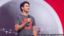 Justin Trudeau Global Citizen Konzert