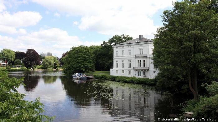 Резиденция гамбургского сената
