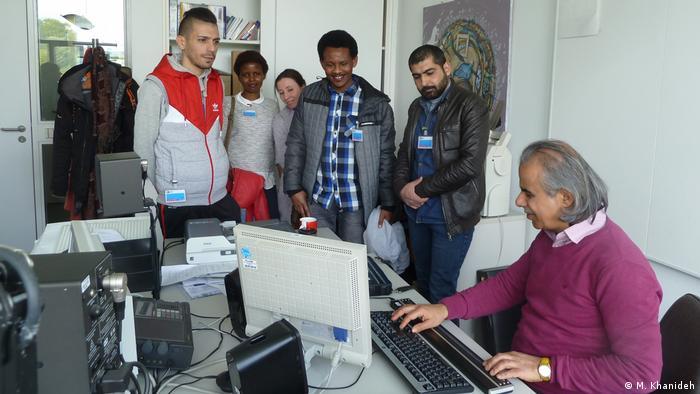 Deutschland - BFD - Pflüchtlinge im Freiwilligendienst
