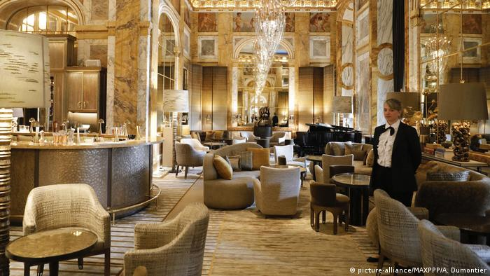 H 244 Tel De Crillon In Paris Reopens Dw Travel Dw 05 07