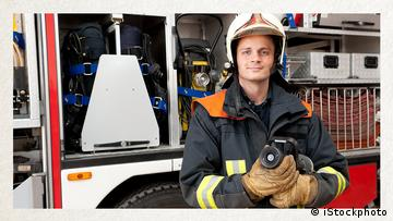 Deutschkurse   Wortschatz   WBS_Foto_Feuerwehr