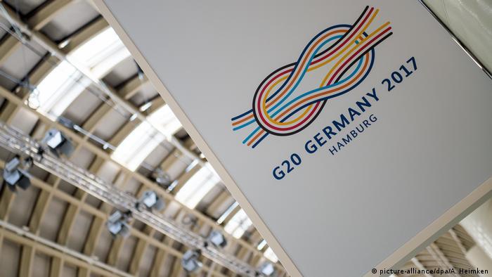 Deutschland - Die Hamburger Messe - Schauplatz des G20-Gipfel (picture-alliance/dpa/A. Heimken)