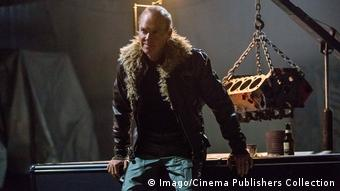 Filmszene aus Spider-Man Homecoming mit Michael Keaton als The Vulture (Imago/Cinema Publishers Collection)