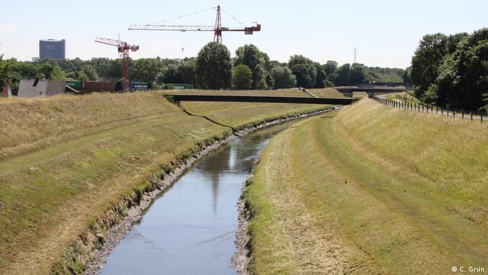 Deutschland - Flussgeschichte im Revier
