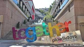 Bulgarien Plovdiv - Kulturhauptstadt Europas 2019
