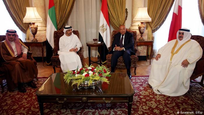 Países árabes mantêm boicote ao Catar