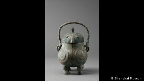 The exhibition China and Egypt. Cradles of the World from July 6 until December 3, 2017, in the Neues Museum Berlin (Shanghai Museum)
