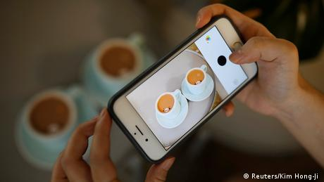 Südkorea Latte Art (Reuters/Kim Hong-Ji )