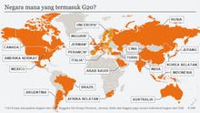 Karte G20 Staaten IND Karte G20 Staaten IND