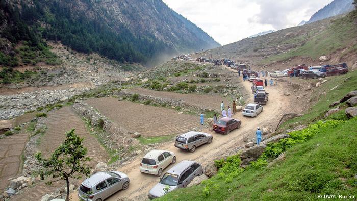 Pakistan Swat (DW/A. Bacha)