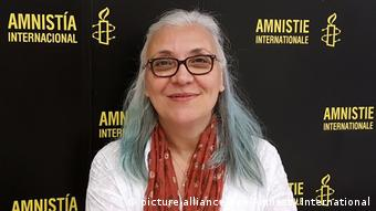 Idil Eser (picture-alliance/dpa/Amnesty International)