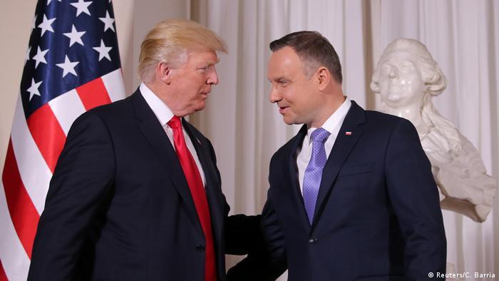 Andrzej duda ny president i polen