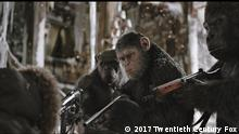Film Still PLANET DER AFFEN: SURVIVAL (War For The Planet Of The Apes)