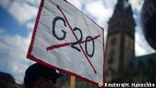 G20 Gipfel in Hamburg | Protest & Demonstration