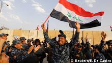 Irak Kampf um Mosul