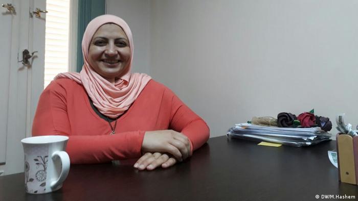 Heba Rashed Bürgerinitiative in Ägypten