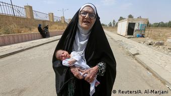 Irak Kampf um Mosul (Reuters/A. Al-Marjani)