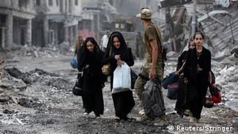 Irak Kampf um Mosul (Reuters/Stringer )