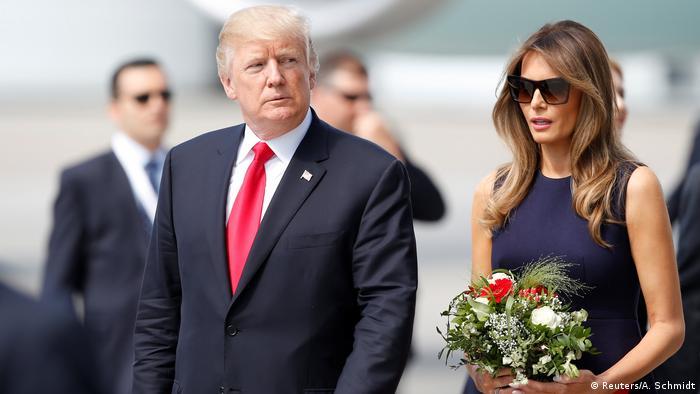 G20 Gipfel in Hamburg | Donald Trump US-Präsident (Reuters/A. Schmidt)