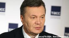Moskau Wiktor Janukowytsch Ex-Präsident Ukraine