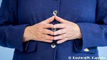 Merkel faz seu gesto marcante durante cúpula do G20: chanceler lidera pesquisas