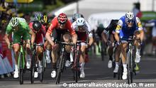 Tour de France 6. Etappe Sprint Demare Greipel Kittel