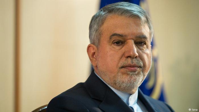 رضا صالحی امیری، وزیر پیشین ارشاد و رئیس کمیته ملی المپیک ایران