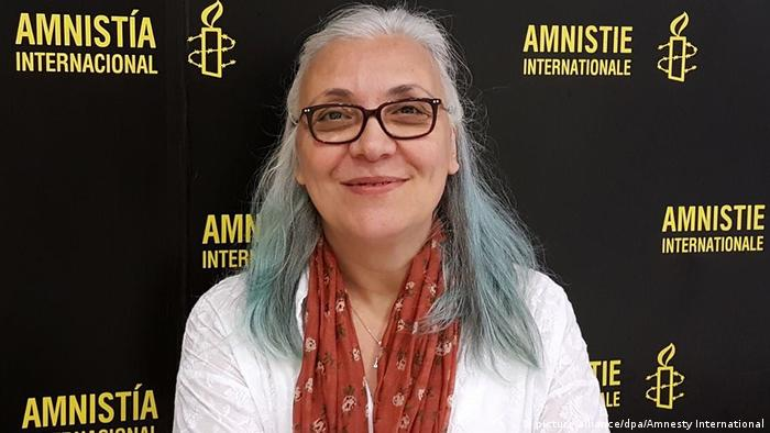 Idil Eser (picture alliance/dpa/Amnesty International)