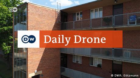 DW Daily Drone Dessau