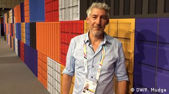 G20 Gipfel in Hamburg   Robert Mudge, DW