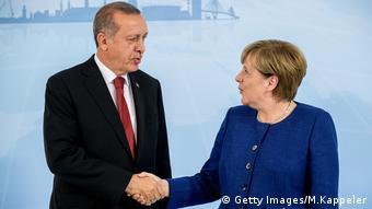 Njemačko-turski odnosi su zahladnjeli